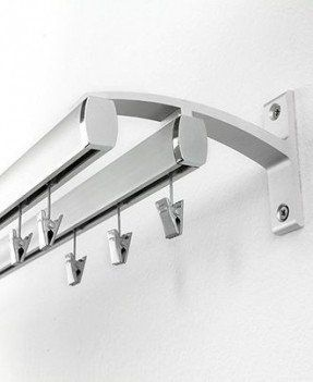 Bcl Window Hardware Madison Double Track Home Curtains