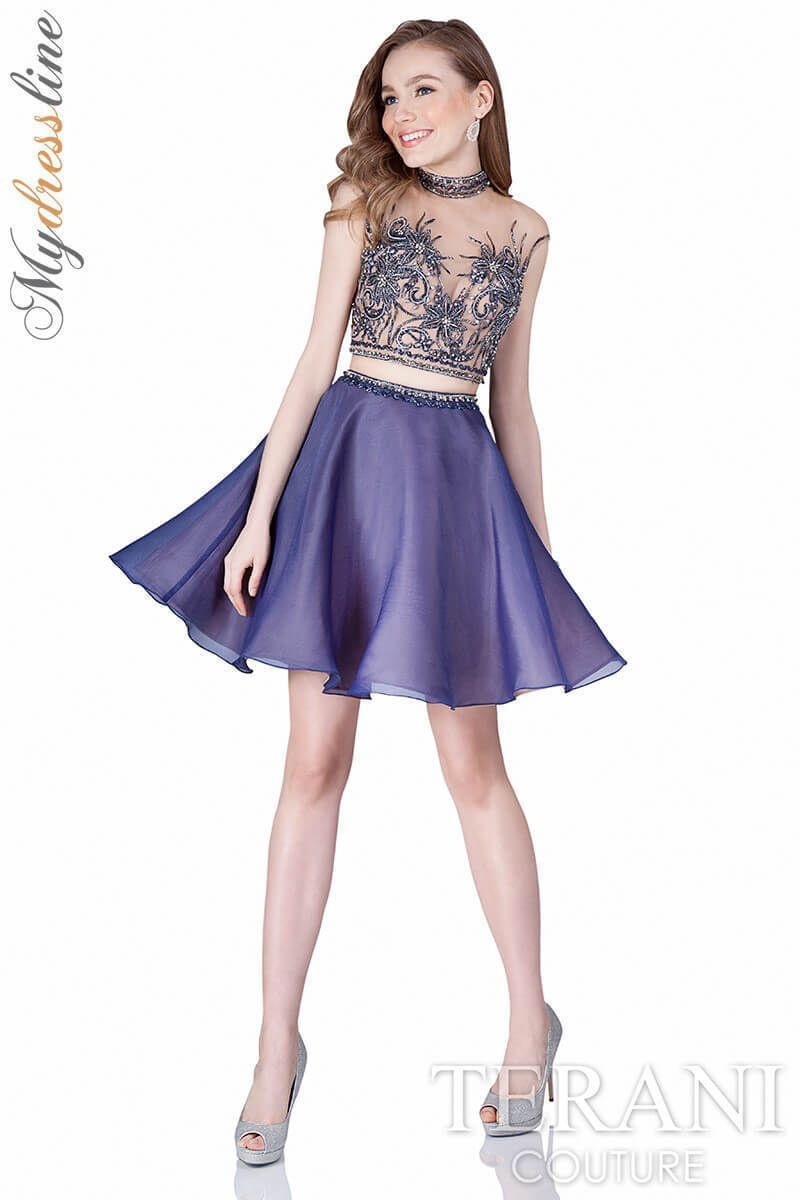 Terani Couture 1623H1228 Short Dress ~LOWEST PRICE GUARANTEED~ NEW ...