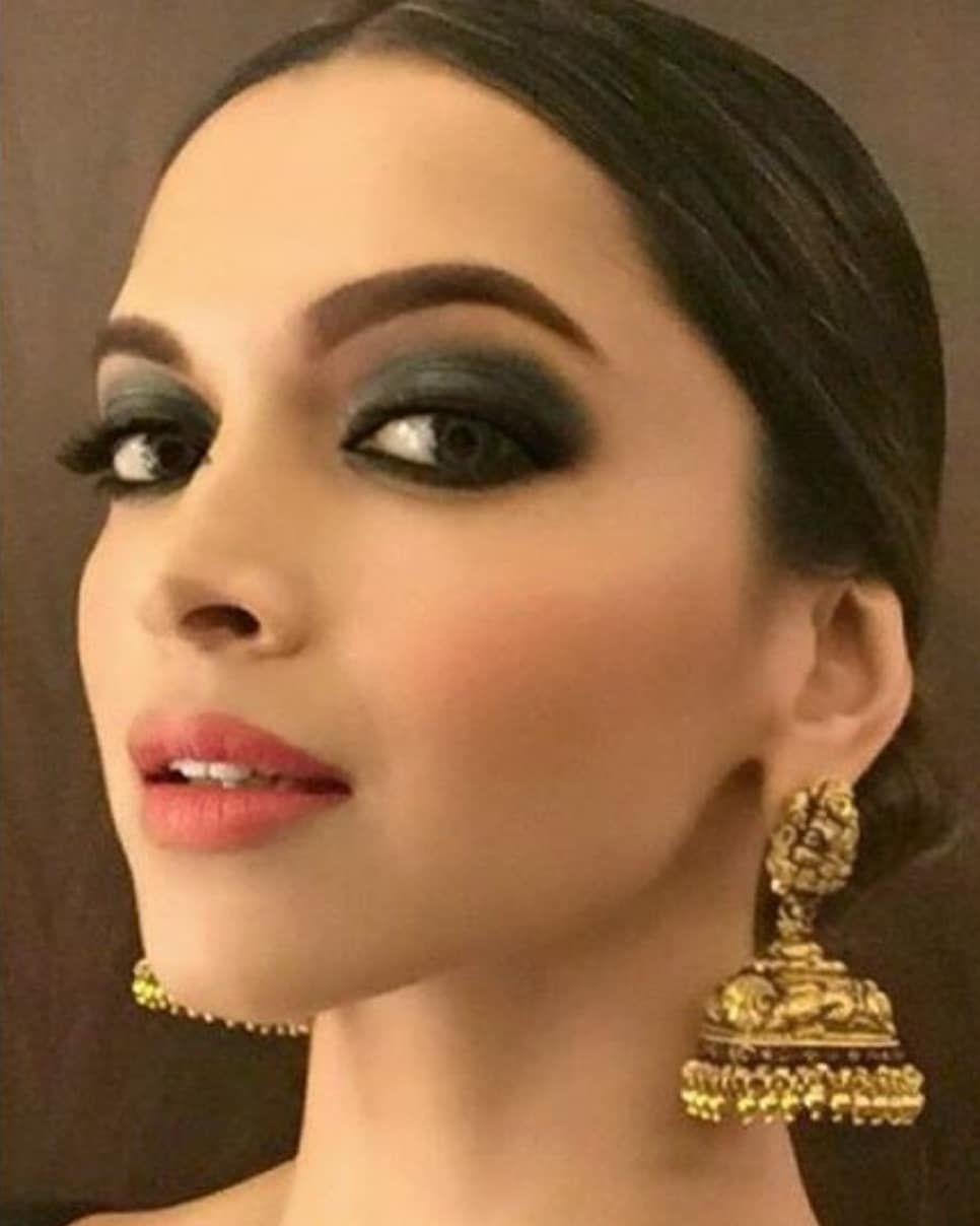 Deepikapadukone Deepika Padukone Makeup Indian Makeup Looks Bollywood Makeup