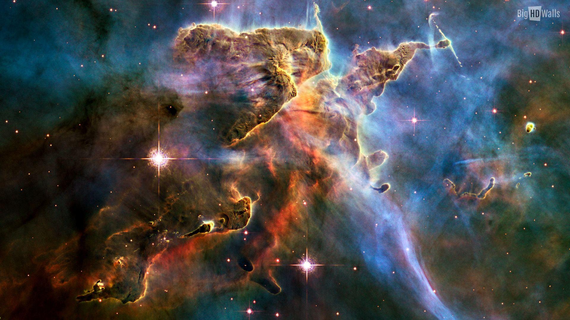Carina Nebula Ngc 3372 Nebula Carina Nebula Space Telescope