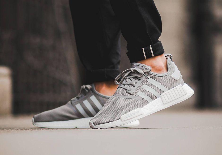 adidas NMD R1 Light Grey - June Release Info   SneakerNews.com ...