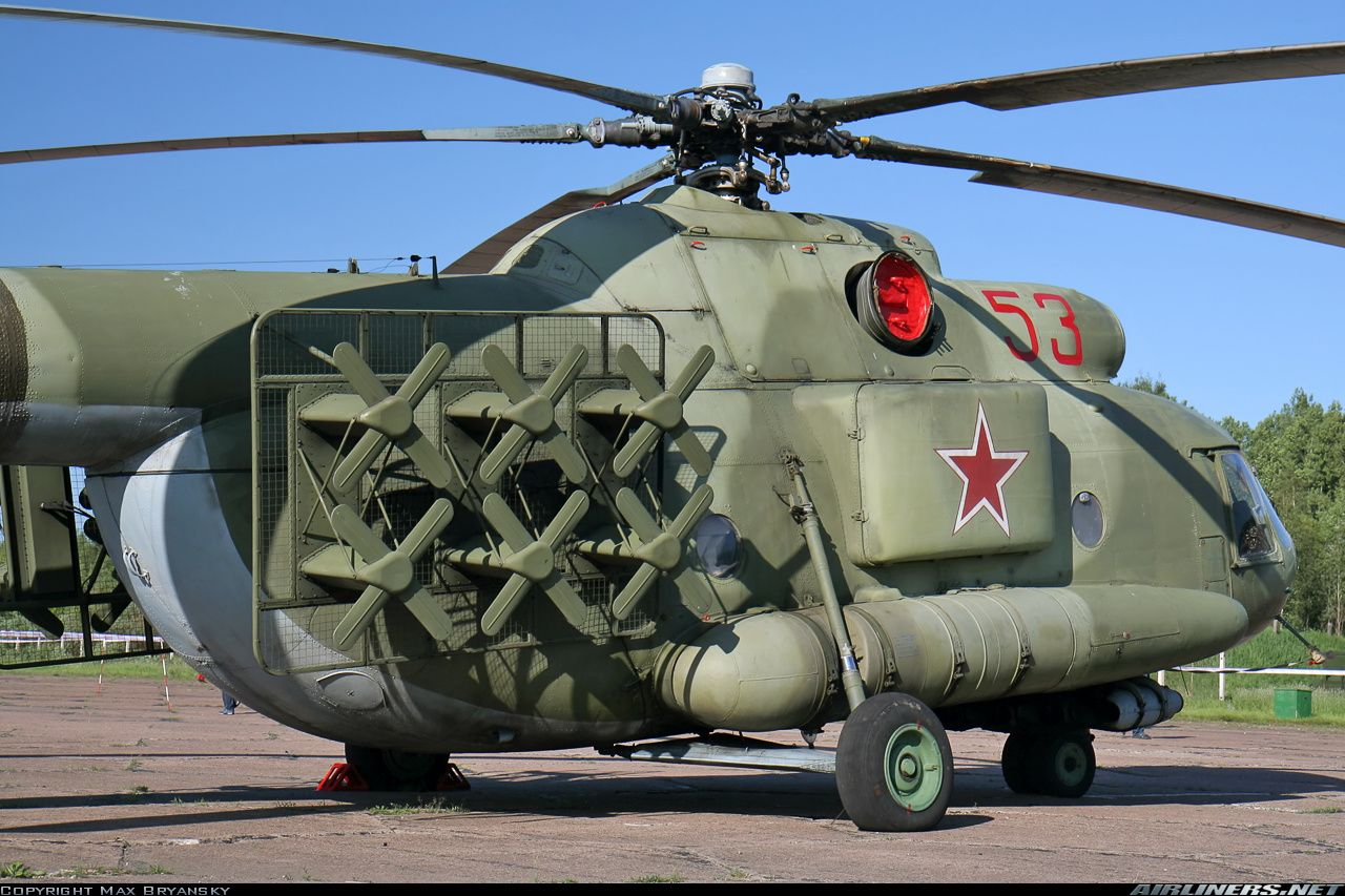 Mi 8 Ppa Military Aircraft Military Helicopter Helicopter