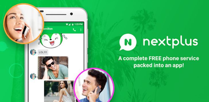 Nextplus Free SMS Text + Calls 2.4.8 for Android Free