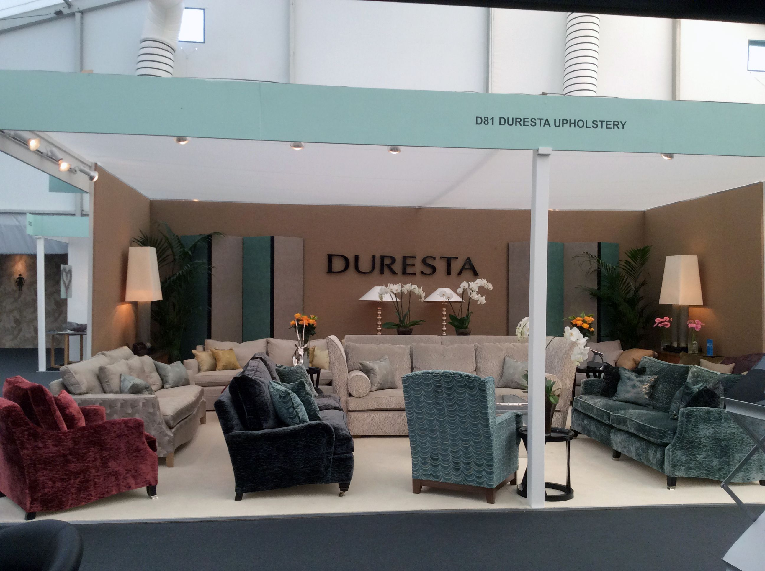 Our Stand at Decorex 2014