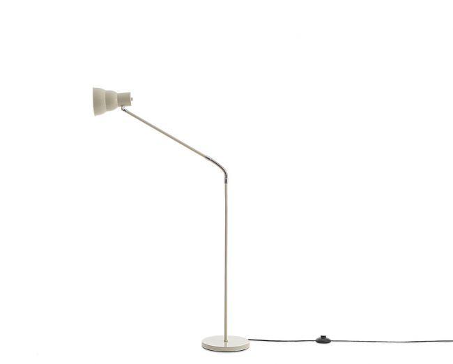 Luminária de Piso Drummond - Off White