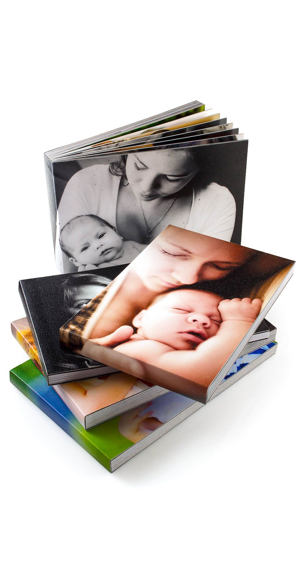 Zno - $5 Trial for Layflat Photo Book,Little Black Book, Frame, Canvas, and Table Top