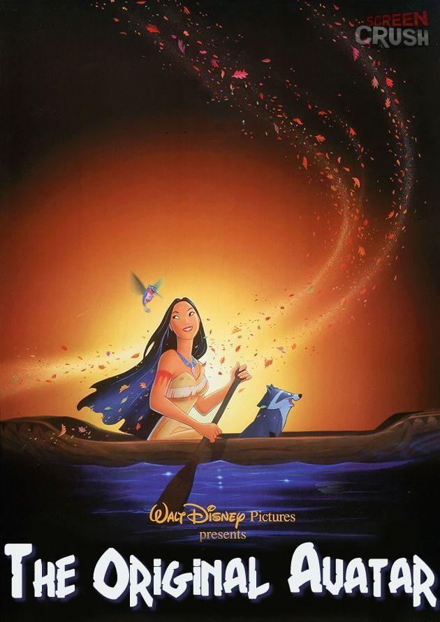 THANK YOU!!  I'm NOT the only one who thought this!!  If Disney Movie Posters Were Honest...