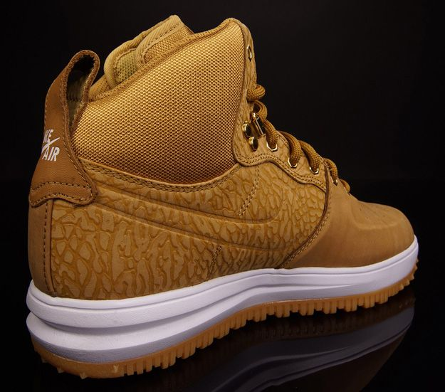 Nike Vigueur Lunaire 1 Haute Blé Sneakerboot