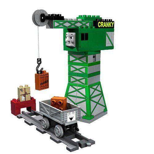 LEGO - Duplo Thomas & friends Cranky The Crane: Amazon.co.uk: Toys ...