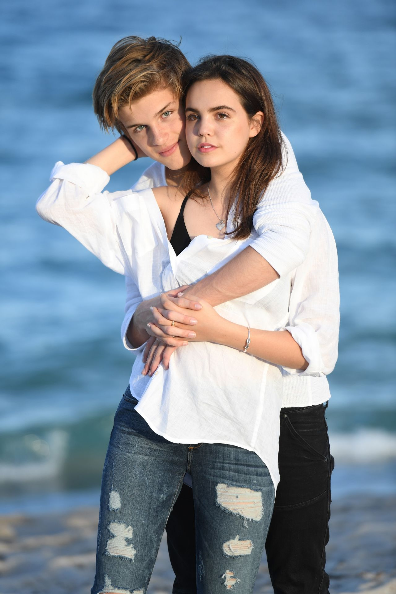 Bailee Madison Photoshoot With Her Boyfriend Alex Lange Fort