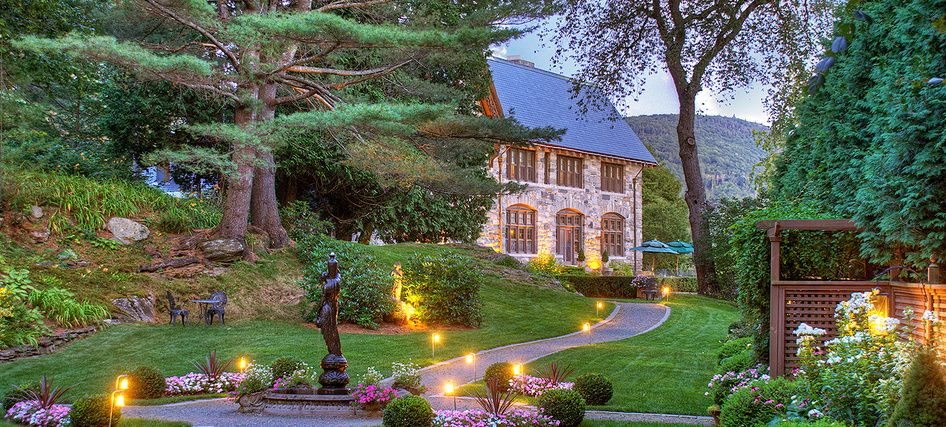 Vermont Luxury Hotels Southern Vt Resort Spa Castle Hill