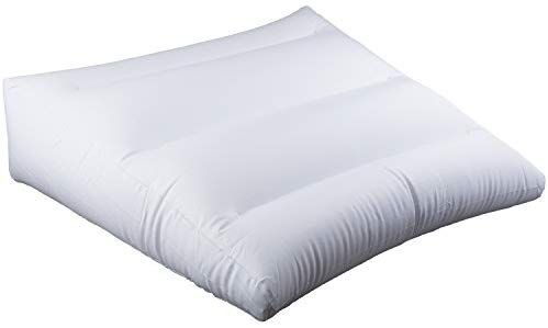 Amazon Com Travel Premium Inflatable Bed Wedge Pillow With Free