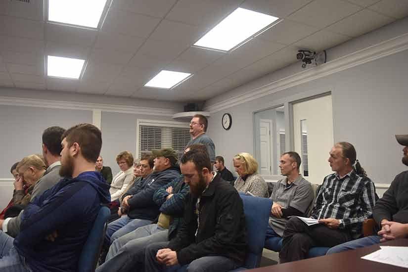 City Council Approves Amendment To Alcohol Ordinance Times Bulletin City Council City Ordination