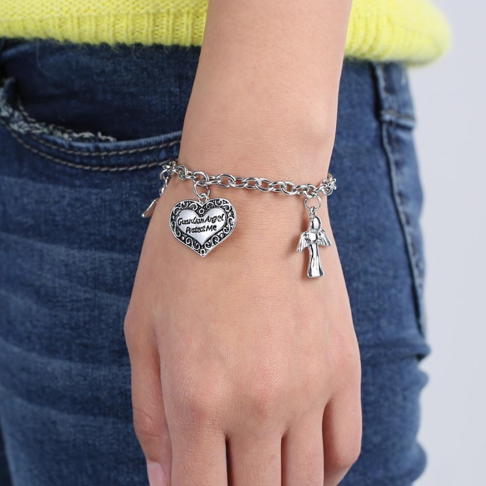 Angel Heart Bracelet
