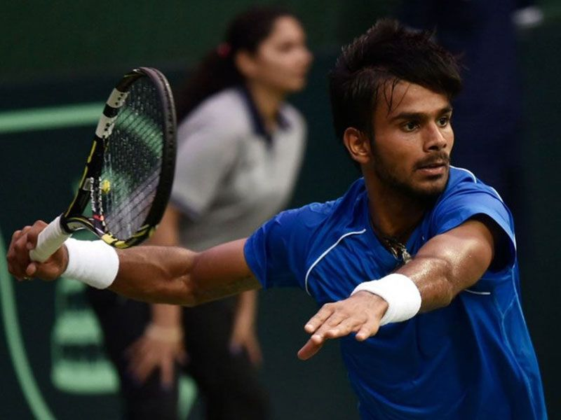 Us Open Sumit Nagal Bows Out After Straight Sets Loss To Australias Dominic Thiem In 2020 Challenger Tennis Roger Federer