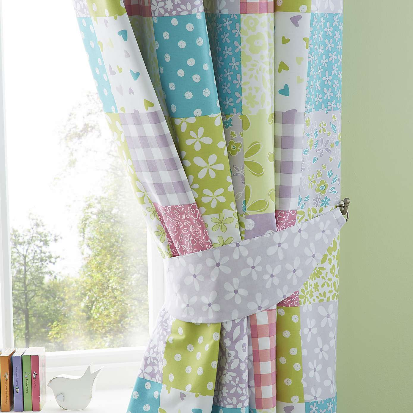White apron dunelm