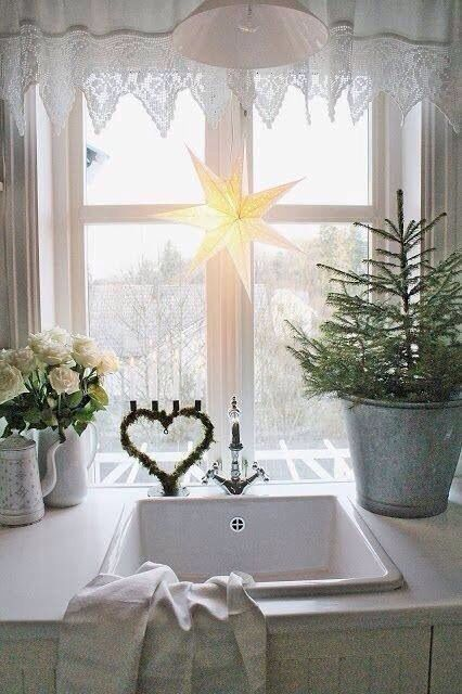 Arredamento Provenzale Shabby Chic.Shabby Chic E Arredamento Provenzale Christmas White
