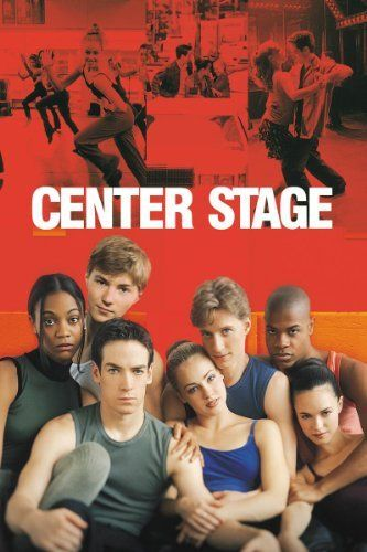 Center Stage Peter Gallagher Amanda Schull Eion Bailey Ethan Stiefel Center Stage Movie Best Dance Movies Dance Movies