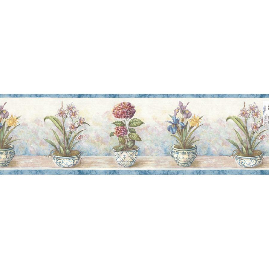9 Wallpaper Borders 2017 Grasscloth Wallpaper Blue