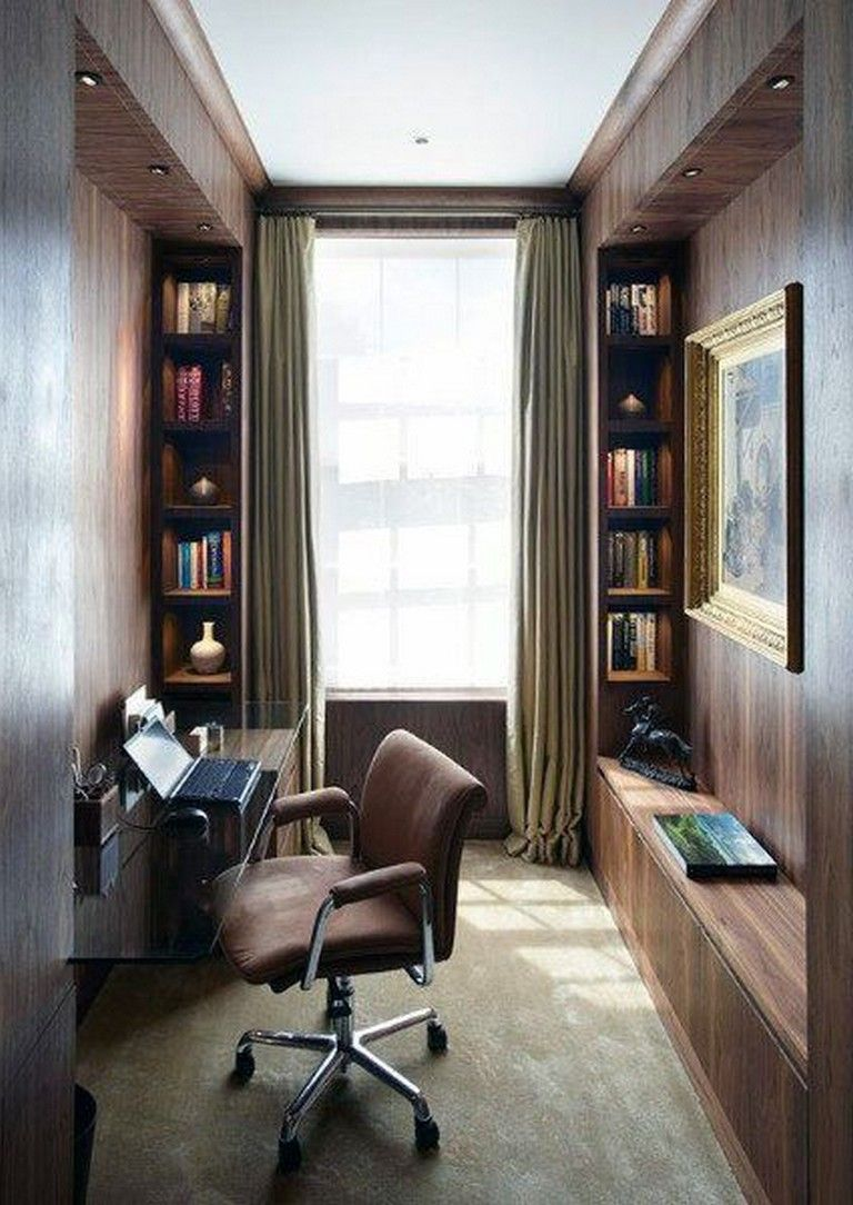 40 Modern Home Office Design Ideas For Small Apartment With