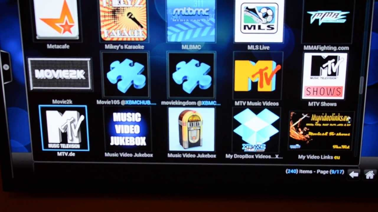 Android MX TV Box Fully Rooted XBMC installed & programmed - Cut