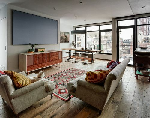 Two Brooklyn Apartments Become One In This Gorgeous Renovation