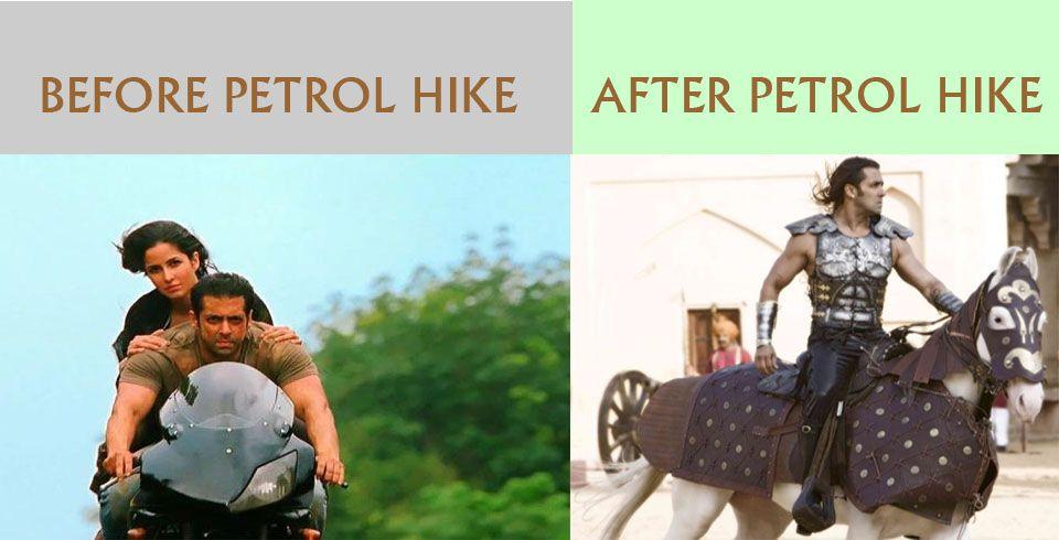 #Funny - petrol price hike | Petrol, Petrol price, Funny
