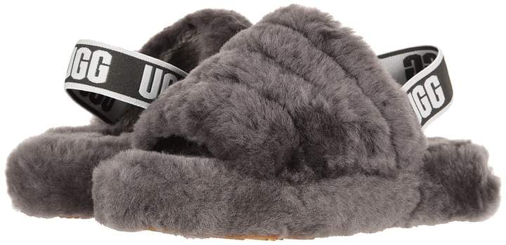 712d6c16ce8 UGG Fluff Yeah Slide Girls Shoes | Products | Shoes, Uggs, Swag shoes