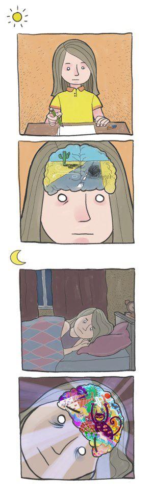 Sonhos Piscicodélicos