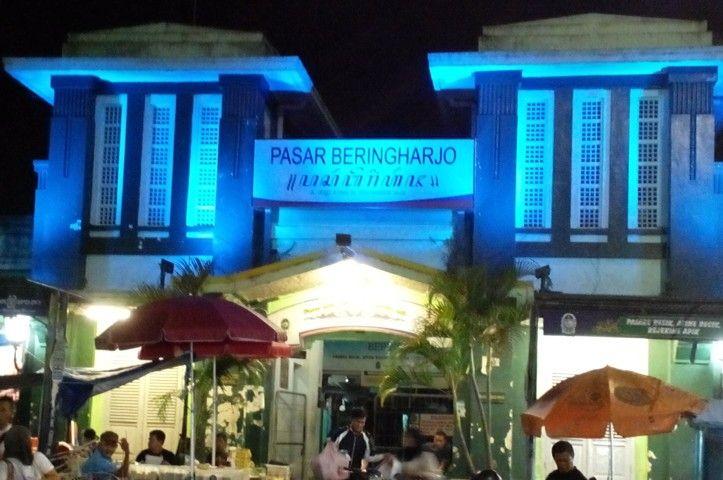 Beringharjo Market, Jogjakarta, Indonesia