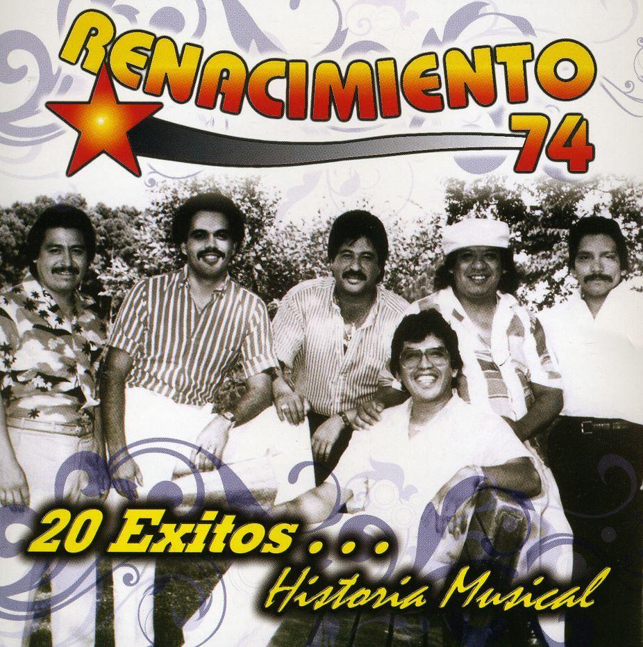 Renacimiento '74 - 20 Exitos Historia Musical