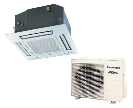 CSS18MB4ZW Inverter Mini Cassette Air conditioning