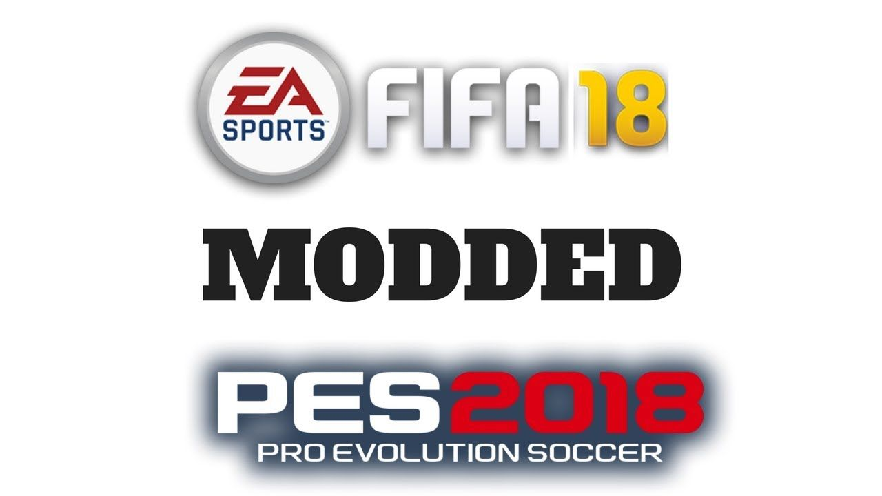 Fifa mod pes 2018 android and iphone download fifa