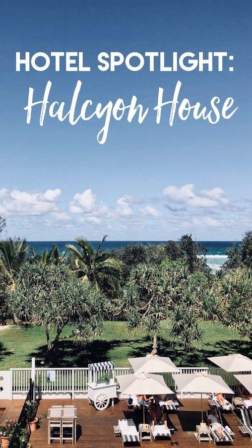 Hotel Spotlight: Halcyon House | Halcyon house, Hotel ...