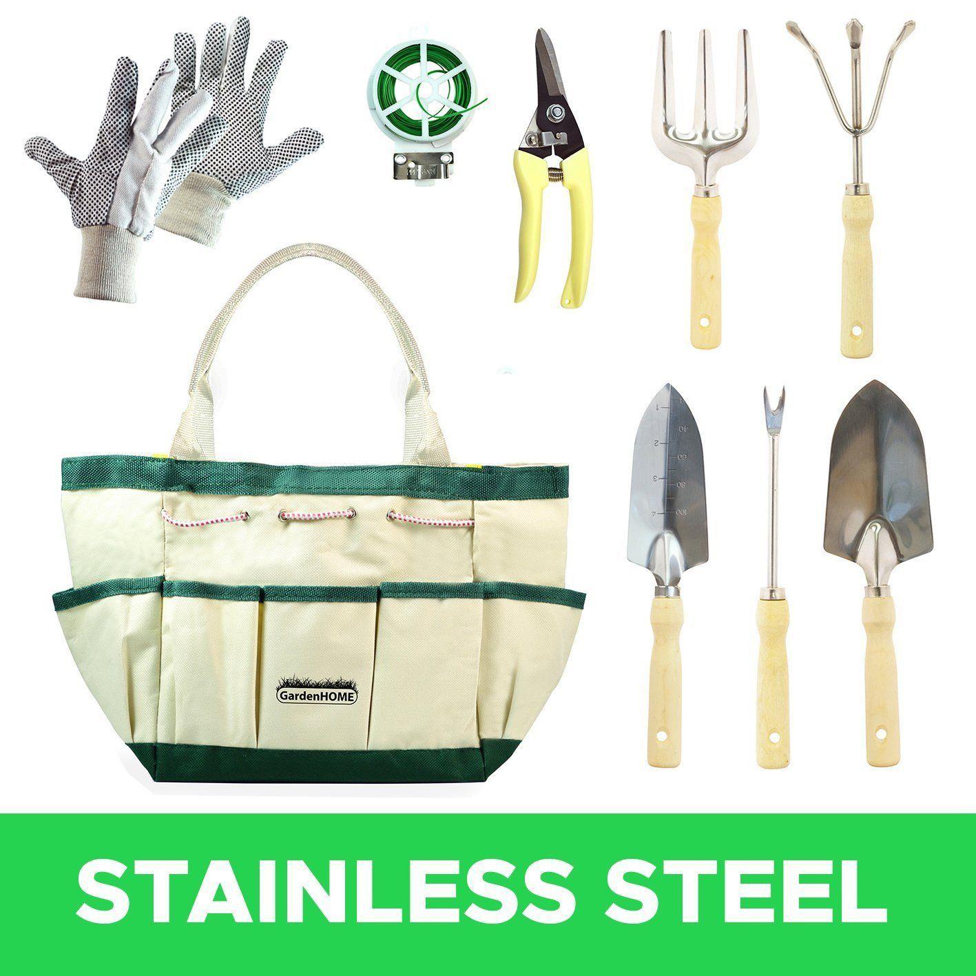 Gardening Tools As Gifts Garden Tool Storage Garden Tool Set