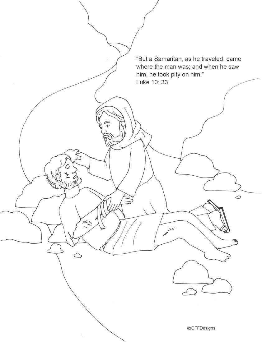 buen samaritano | Bible class | Pinterest | Buen samaritano