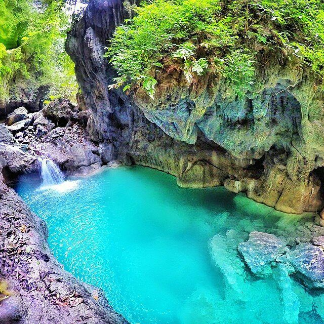 your own private natural pool awaits alegria cebu photo by