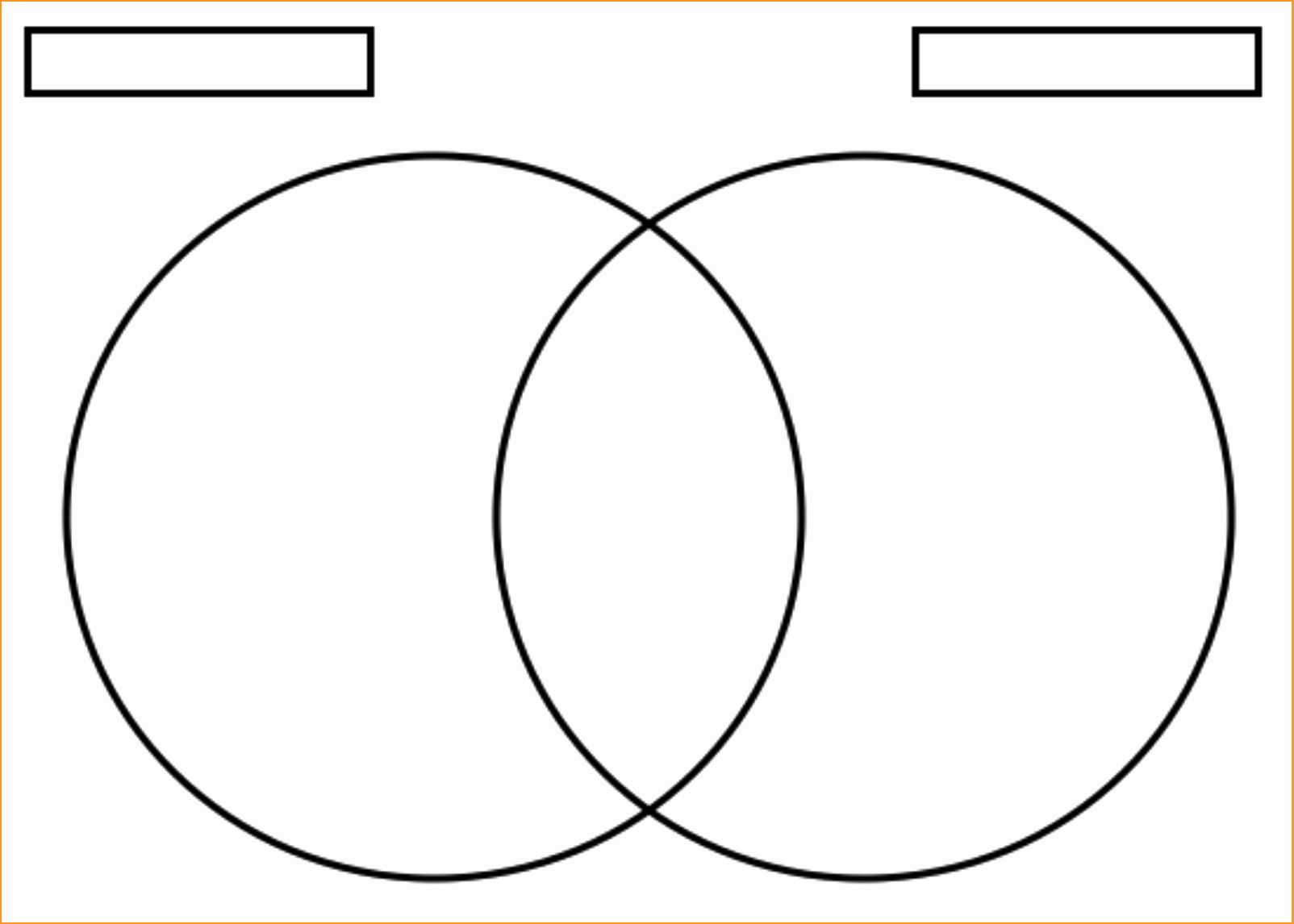 Venn Diagram To Print Luxury Venn Diagram Template In