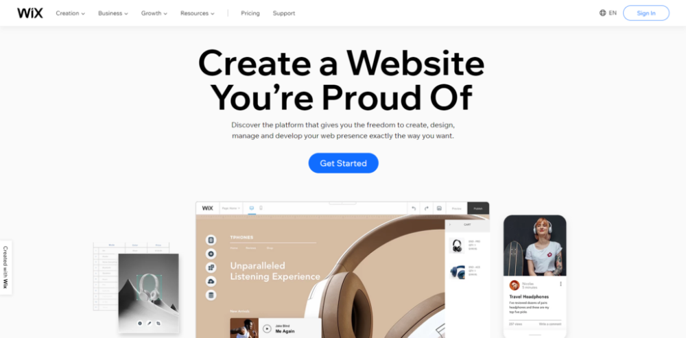 What Is The Best Portfolio Builder For Photographers Website Builder Free Builder Website Free Website