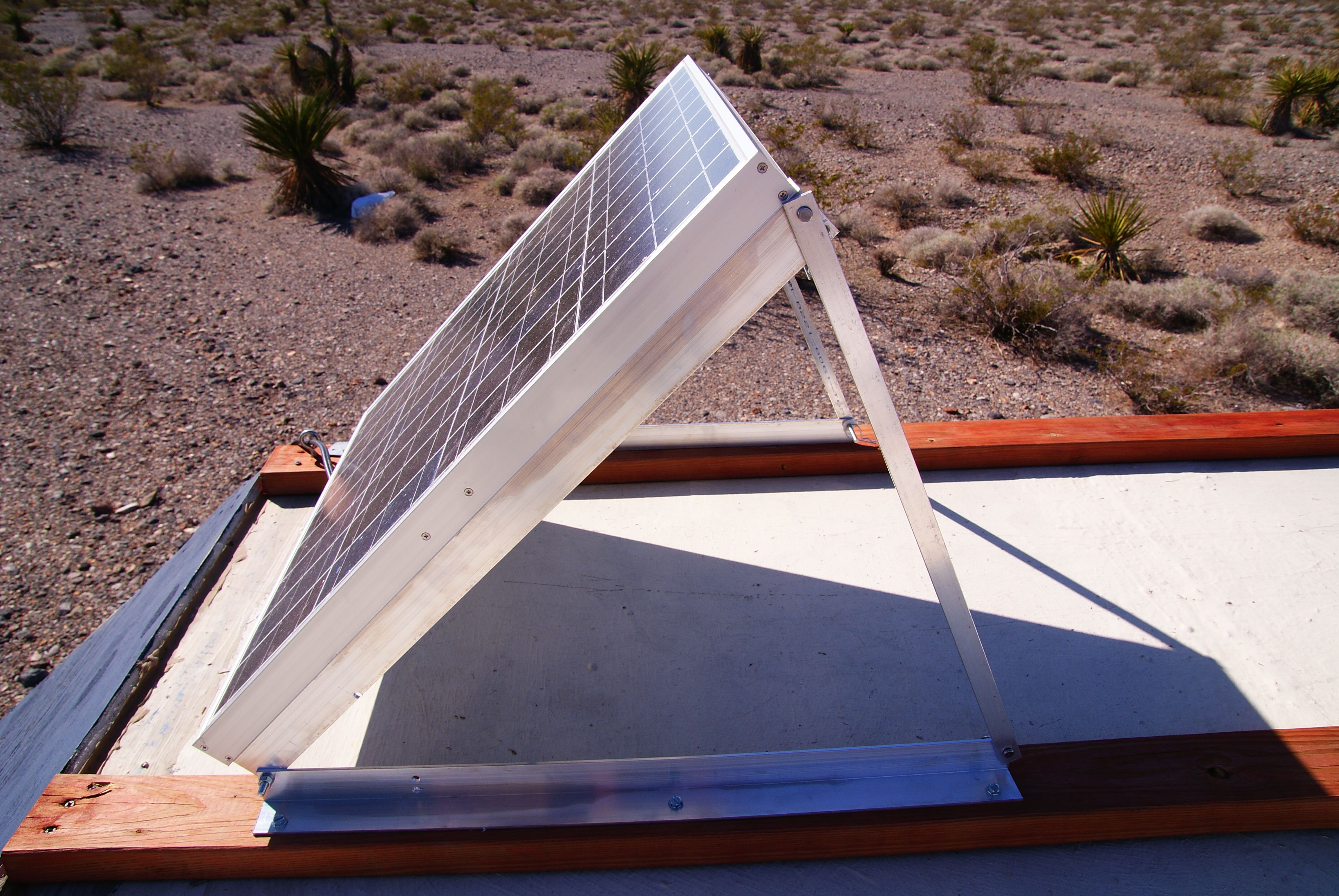How to Install Solar Panels for electricity in a van or rv