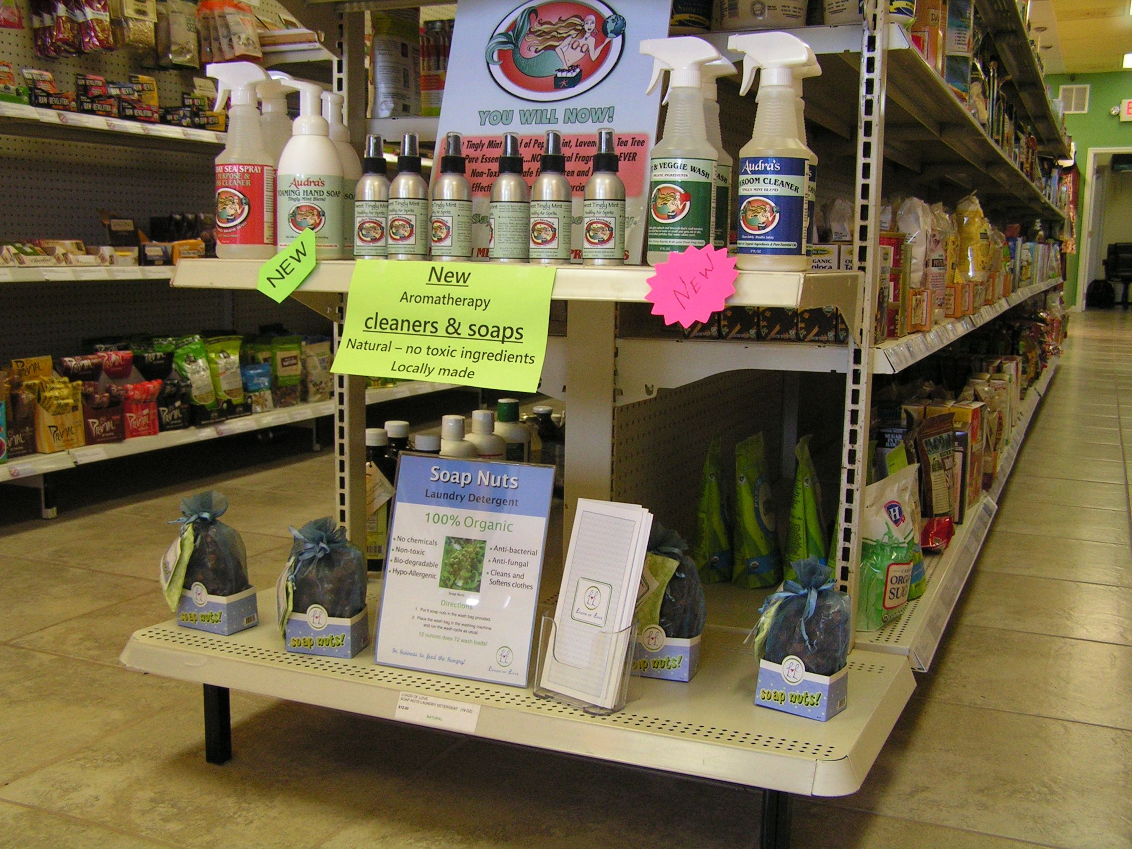 Thanks Valerie S Nutrition In Jupiter For Promoting 100 Organic