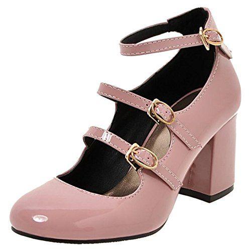 Chaussures Https Coolcept Court Strappy Femmes T Bloc Classique 6n67IBxqw