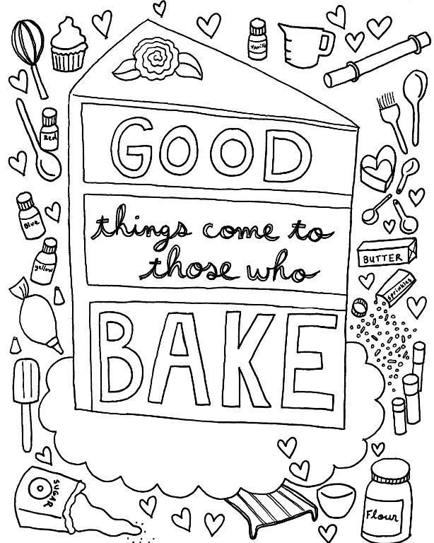De-Stress With These Coloring Pages (Because Science Says