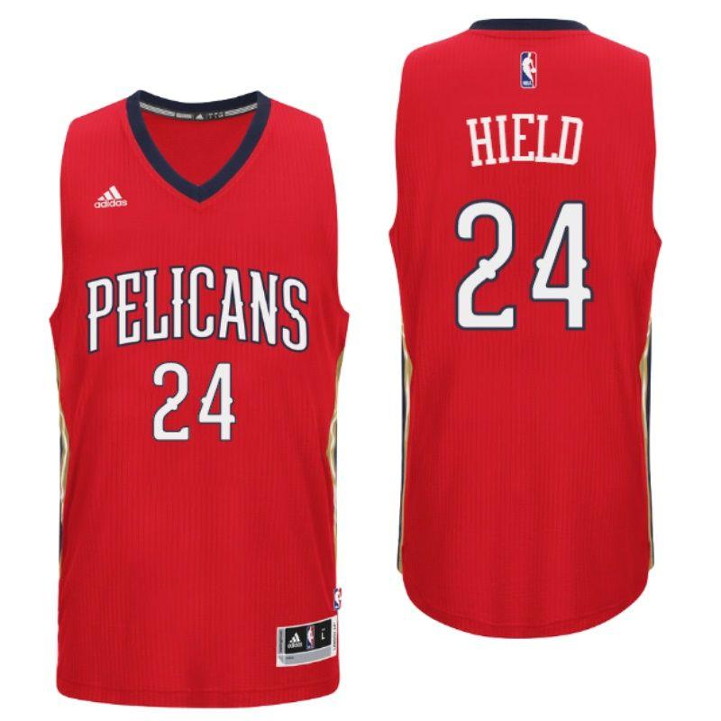 newest 48dca 64cc3 2016 Draft New Orleans Pelicans #24 Buddy Hield Alternate ...