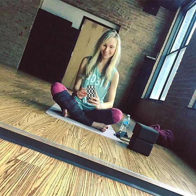 There's nothing quite like a hot yoga studio on a chilly ...