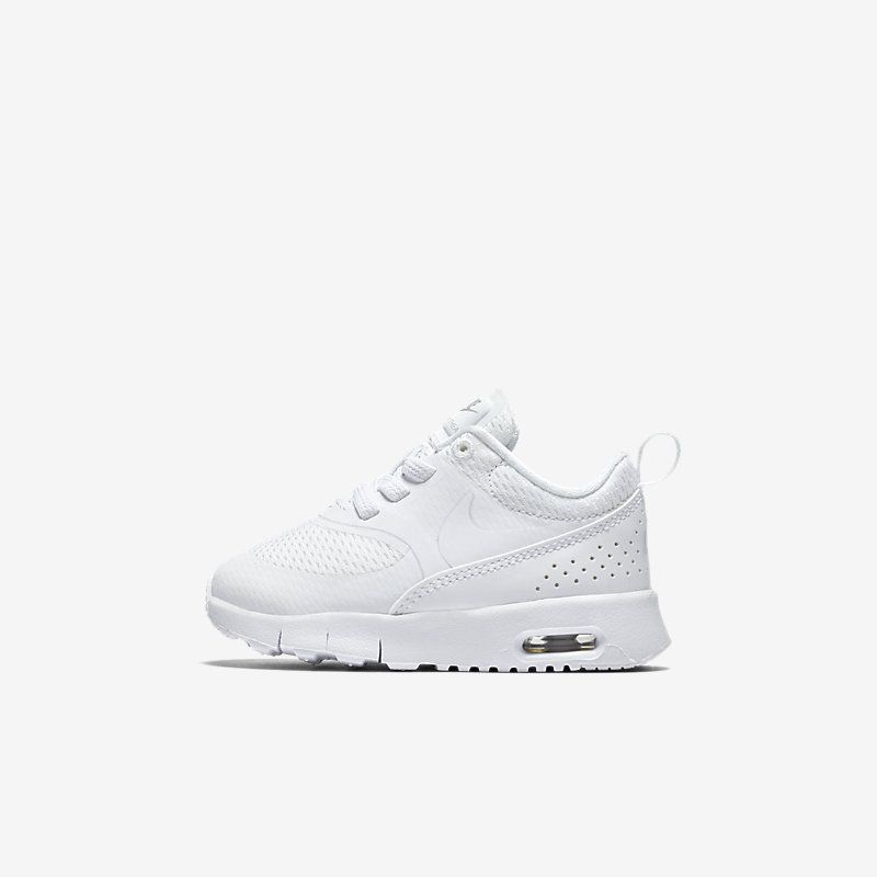 nike air max thea wit zilver