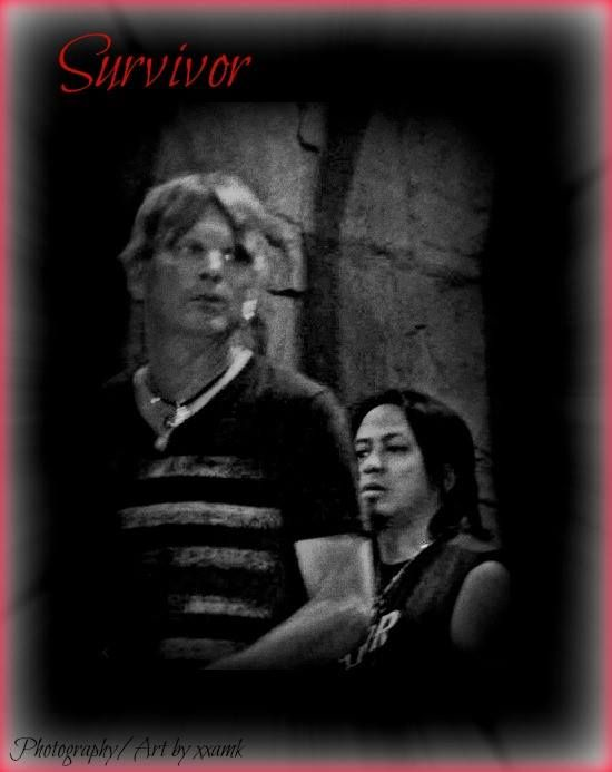 Photography I taken Mohegan Sun poster art xxamk Dave Bickler - Walter Ino ( Survivor )