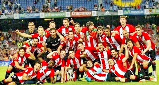 Equipos de fútbol: ATHLETIC CLUB 1990-2020