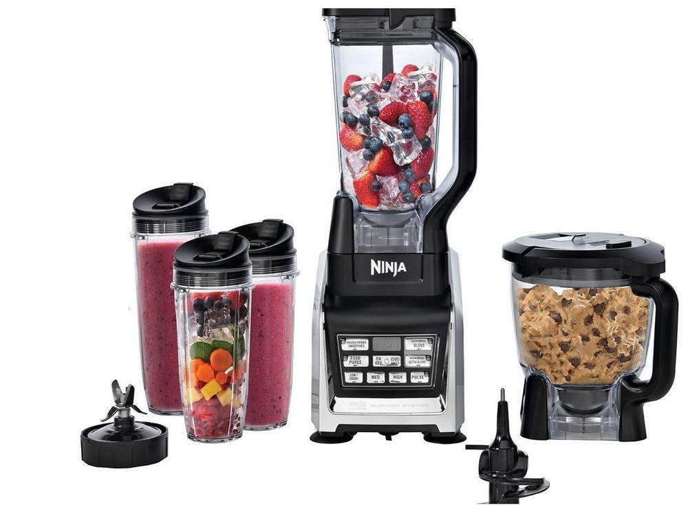 Blenders for smoothies ninja blender 1500 nutri ninja auto