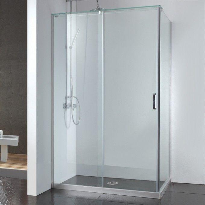 Moods Aspen 8 1200 X 900 Frameless Hinged Offset Quadrant Shower Enclosure Right Hand Die Quadrant Shower Quadrant Shower Enclosures Bathroom Shower Enclosures